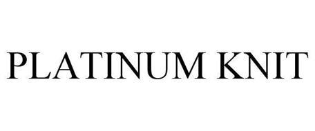 PLATINUM KNIT