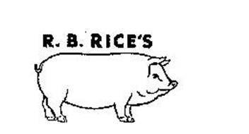 R. B. RICE'S