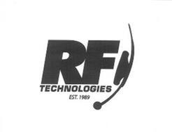 RF TECHNOLOGIES EST. 1989