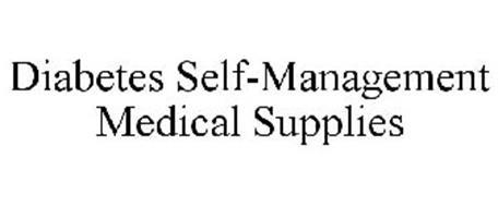 DIABETES SELF-MANAGEMENT MEDICAL SUPPLIES