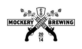 MOCKERY BREWING CO 2014