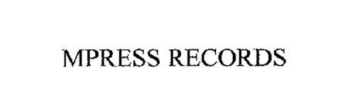 MPRESS RECORDS