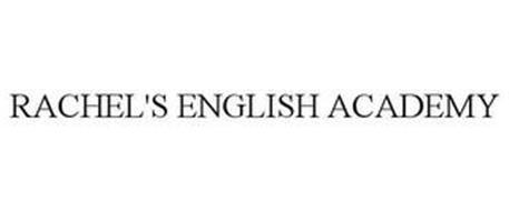 RACHEL'S ENGLISH ACADEMY