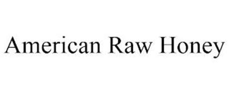 AMERICAN RAW HONEY