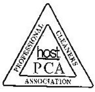 PROFESSIONAL CLEANERS HOST PCA ASSOCIATION