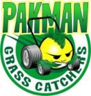 PAKMAN GRASS CATCHERS