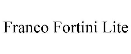 FRANCO FORTINI LITE