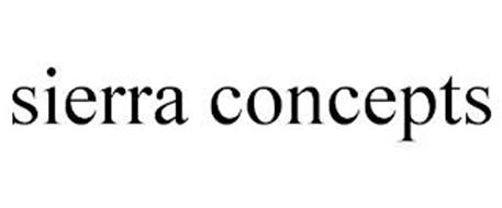 SIERRA CONCEPTS
