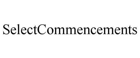 SELECT COMMENCEMENTS