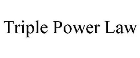 TRIPLE POWER LAW
