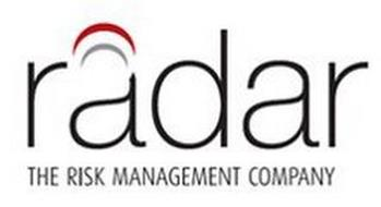 RADAR THE RISK MANAGEMENT COMPANY