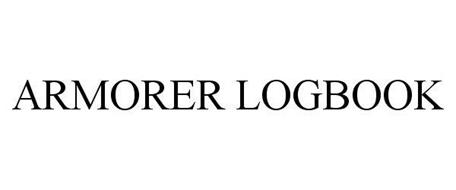 ARMORER LOGBOOK
