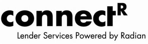 CONNECTR LENDER SERVICES POWERED BY RADIAN