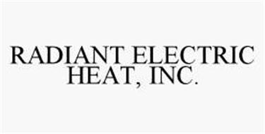 RADIANT ELECTRIC HEAT, INC.