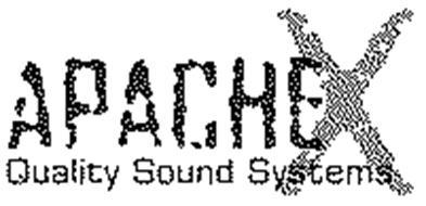 APACHEX QUALITY SOUND SYSTEMS
