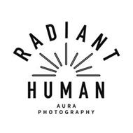 RADIANT HUMAN AURA PHOTOGRAPHY