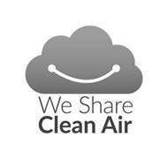 WE SHARE CLEAN AIR