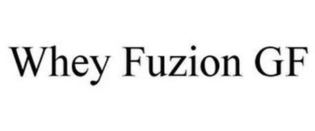 WHEY FUZION GF