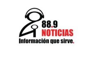 88.9 NOTICIAS INFORMACION QUE SIRVE.