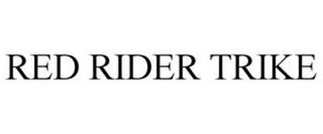RED RIDER TRIKE