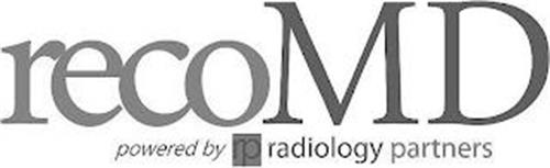 RECOMD POWERED BY RP RADIOLOGY PARTNERS