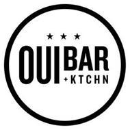 OUIBAR + KTCHN
