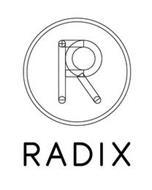 R RADIX