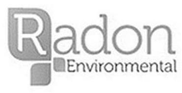 RADON ENVIRONMENTAL