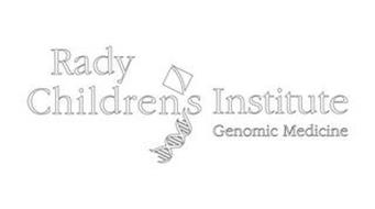 RADY CHILDRENS INSTITUTE GENOMIC MEDICINE