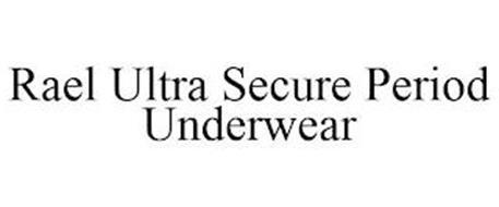 RAEL ULTRA SECURE PERIOD UNDERWEAR