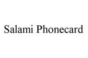 SALAMI PHONECARD