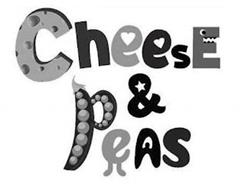CHEESE & PEAS