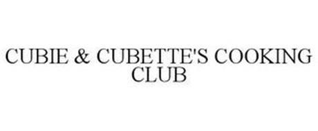 CUBIE & CUBETTE'S COOKING CLUB