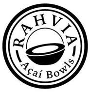 RAHVIA AÇAÍ BOWLS