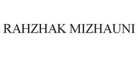 RAHZHAK MIZHAUNI