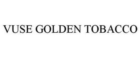 VUSE GOLDEN TOBACCO