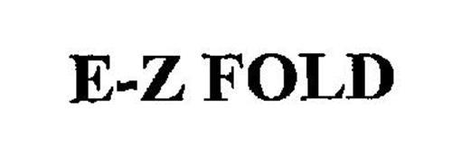 E-Z FOLD