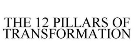 THE 12 PILLARS OF TRANSFORMATION