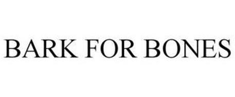 BARK FOR BONES