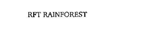 RFT RAINFOREST