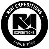 RMI EXPEDITIONS SINCE 1969