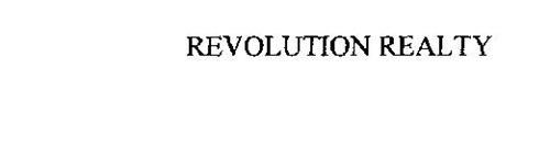 REVOLUTION REALTY