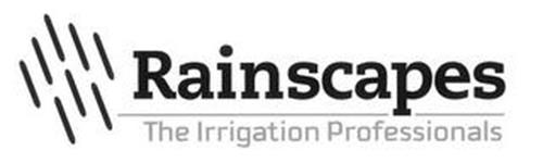 RAINSCAPES THE IRRIGATION PROFESSIONALS