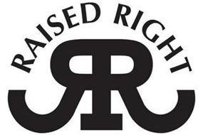 RAISED RIGHT RR