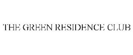 THE GREEN RESIDENCE CLUB