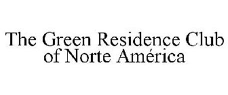 THE GREEN RESIDENCE CLUB OF NORTE AMÉRICA