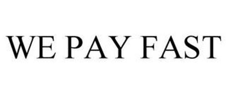 WE PAY FAST