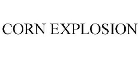 CORN EXPLOSION