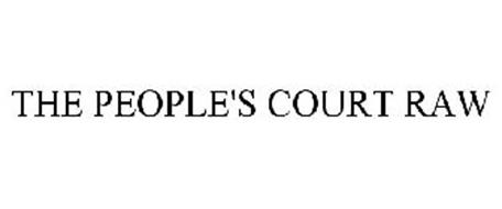 THE PEOPLE'S COURT RAW