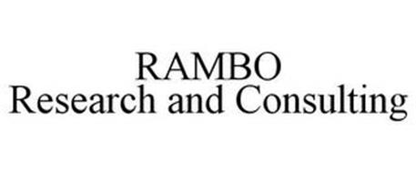 RAMBO RESEARCH AND CONSULTING